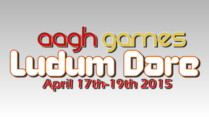 AAGH Games in Ludum Dare