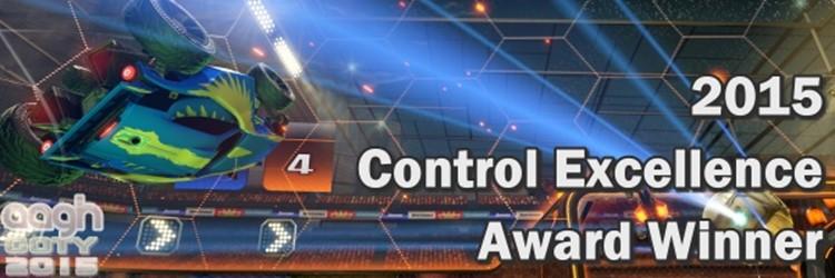 2015 Control Exellence Winner