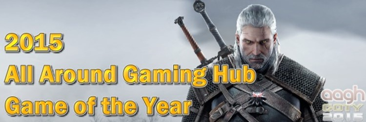 2015 Game of the Year