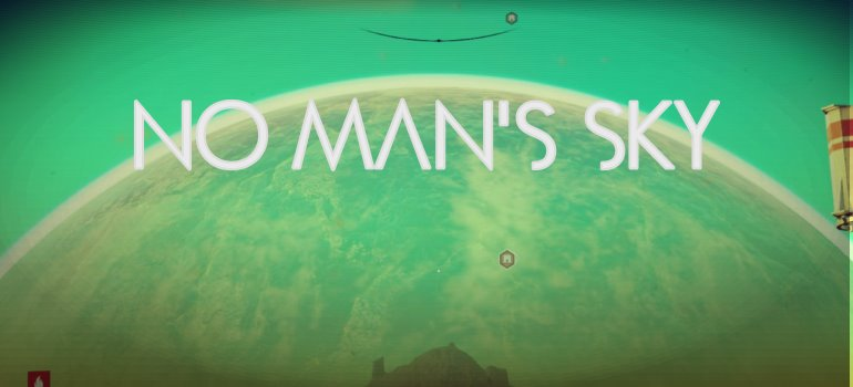 No Man's Sky – PC First Opinion