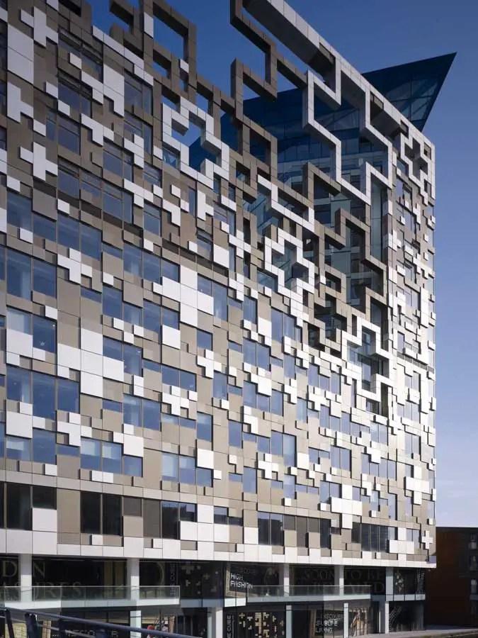Birmingham Building Midlands Architecture Earchitect