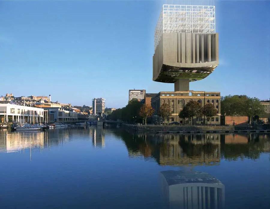 Architecture Centre Bristol, South West England Earchitect