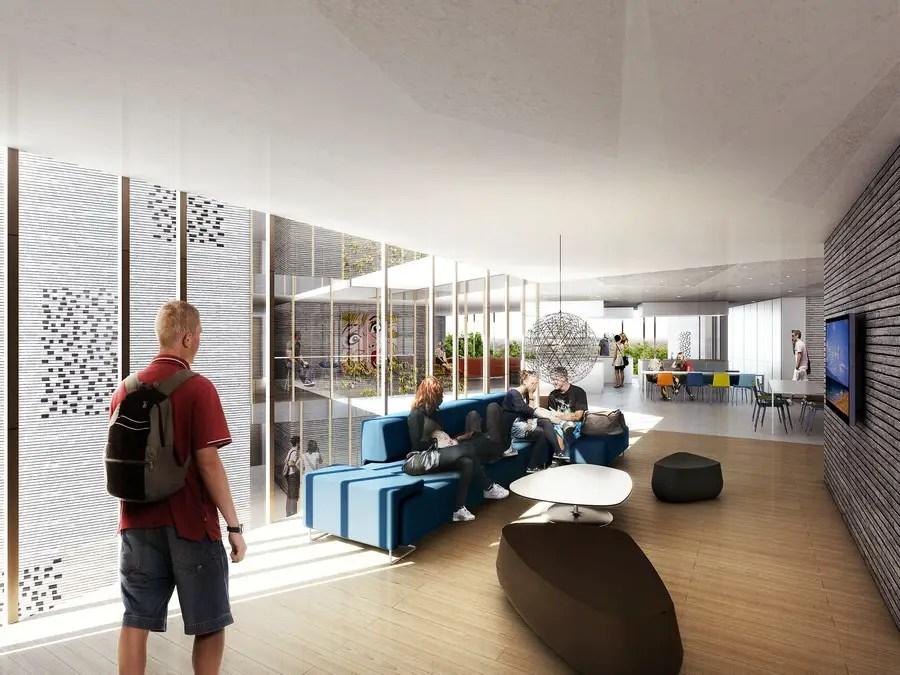 Student Housing University of Southern Denmark  earchitect