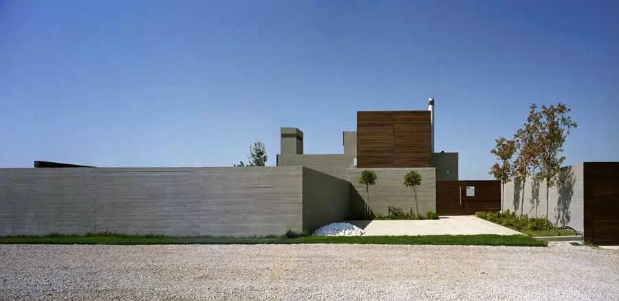 Larissa Residence, Greek Residential Building