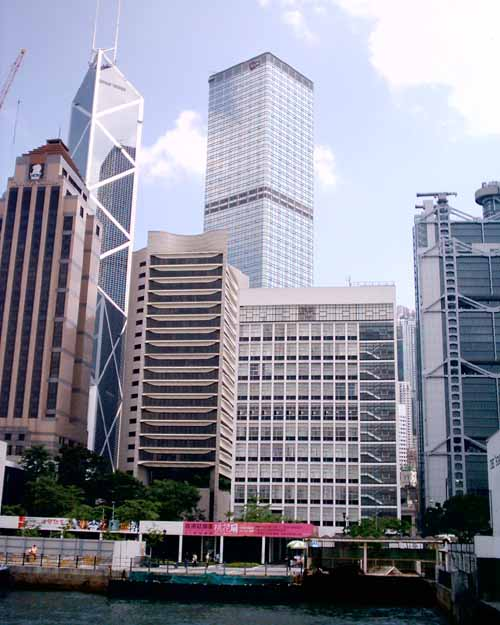 Hong Kong Architecture  Hk Buildings Earchitect