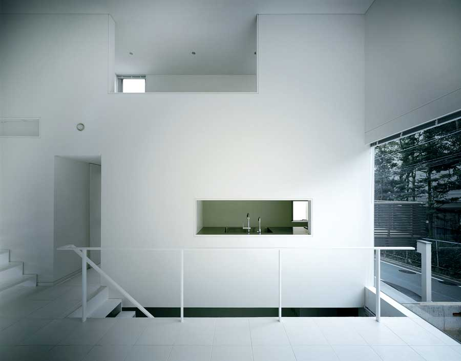 Industrial Designer House Japan Koji Tsutsui Architects  earchitect
