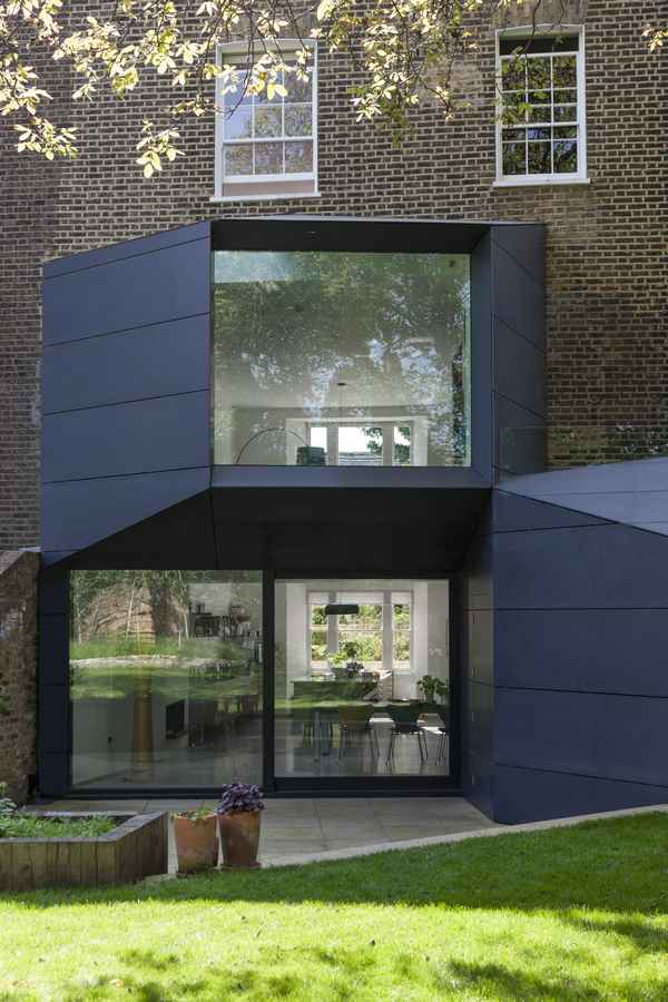 North London House Extension  earchitect