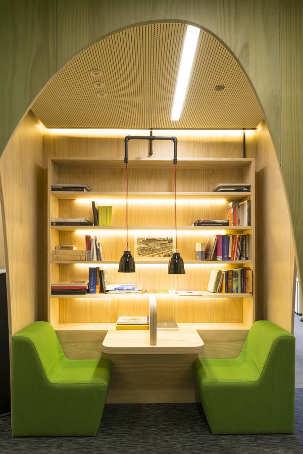 Architect Office Design Requirements