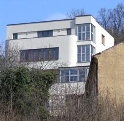 prague modern buildings architecture functionalist modernist czech architect villa houses building tours andera ivan photograph