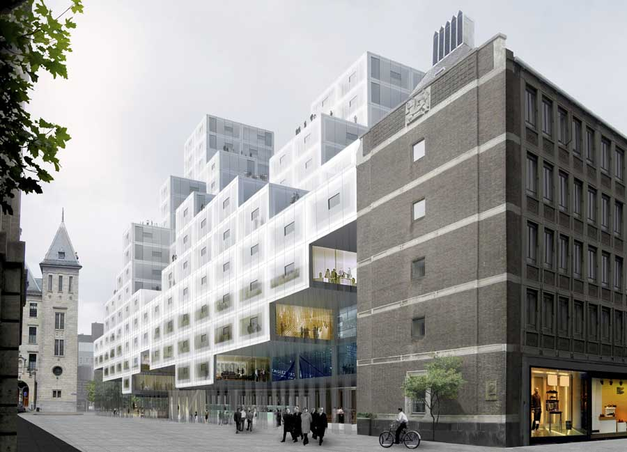 Oma Architects Dutch Design Studio  Earchitect