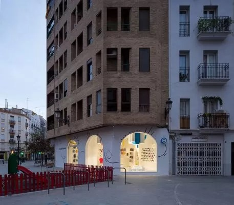 Valencia Architecture Buildings, Images, Architects