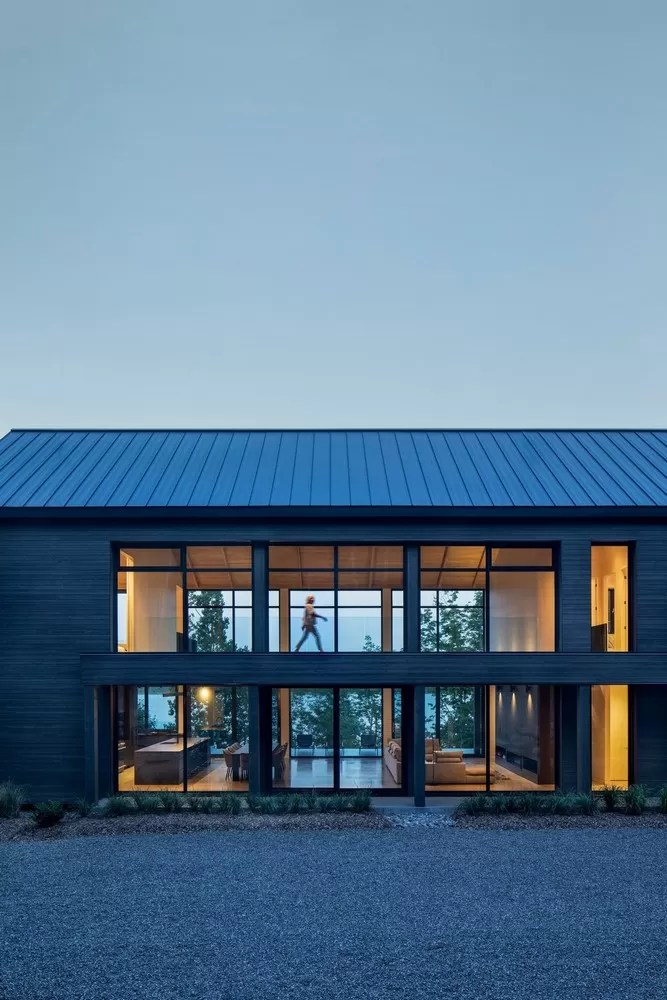 Lake Memphremagog Real Estate : memphremagog, estate, St-Martin, House, Memphremagog, E-architect