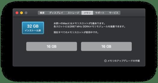 無事に32GBを認識