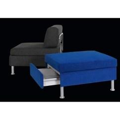 Sofa Liquidation Sale Black Velvet Modern Swissplus Hocker - Bett Komplett Aluminum Füsse Rund