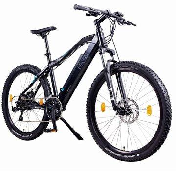 E-Bike Mountainbike NCM
