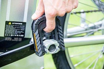 Wuppertaler Räderwerke E-Bike Faltrad, Silber