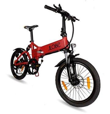 Llobe E-Bike City
