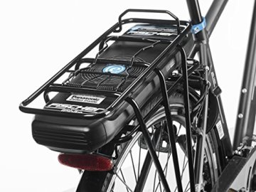 Fischer E-Bike Hinten