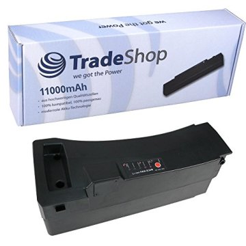 TradeShop Akku Lithium Ionen 36,3V, 11 Ah - 1