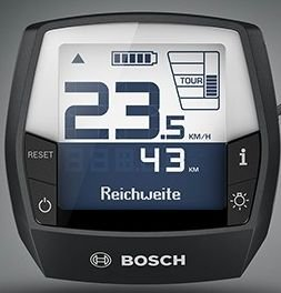 Bosch E-Bike Intuvia Display Performance Line - 1