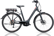 Cube Touring Hybrid Pro 500 grey´n´flashred 2017 50 cm
