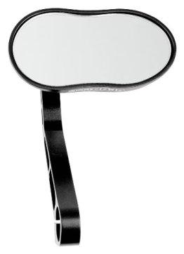 ergotec  Spiegel Humpert Rückspiegel M-88 (E-Bike geeignet), schwarz, One Size, 63500 -