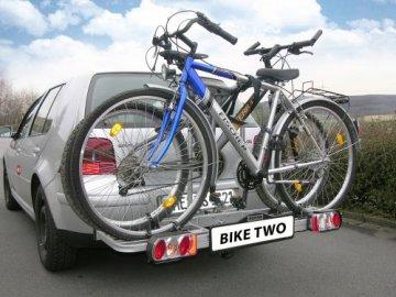 EUFAB 11411 Fahrradträger BIKE TWO -