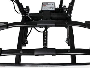 Fahrradträger VW TOURAN, für 2 Fahrräder oder E-Bikes, klappbar, für Montage auf die Anhängerkupplung AHK *NEU* -