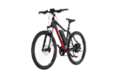 Fischer Proline EM 1614 Mountainbike (27.5 Zoll, 48 cm, MTB Hardtail, 504 Wh, Schwarz)