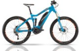 Haibike SDURO AllMtn 5.0 Blau/Anthrazit/Orange matt 52 2017