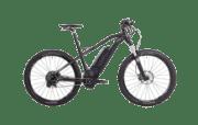 HNF Heisenberg XD1 TRAIL L/XL Mountainbike (27.5 Zoll, 49.5 cm, MTB Hardtail, 400 Wh, Schwarz Matt)