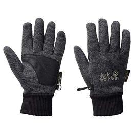 Jack Wolfskin Handschuhe Knitted Stormlock - 1
