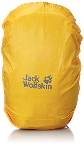 Jack Wolfskin Unisex Radrucksack Ham Rock 16, dark steel, 47 x 27 x 22 cm, 16 liters, 2002332-6032 -