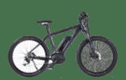 Segway M5.0 Mountainbike (27.5 Zoll, 52 cm, MTB Hardtail, 400 Wh, Schwarz/Matt)