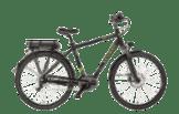 Segway TM5.1 Trekkingrad (28 Zoll, 48 cm, Trapez, 400 Wh, Schwarz)