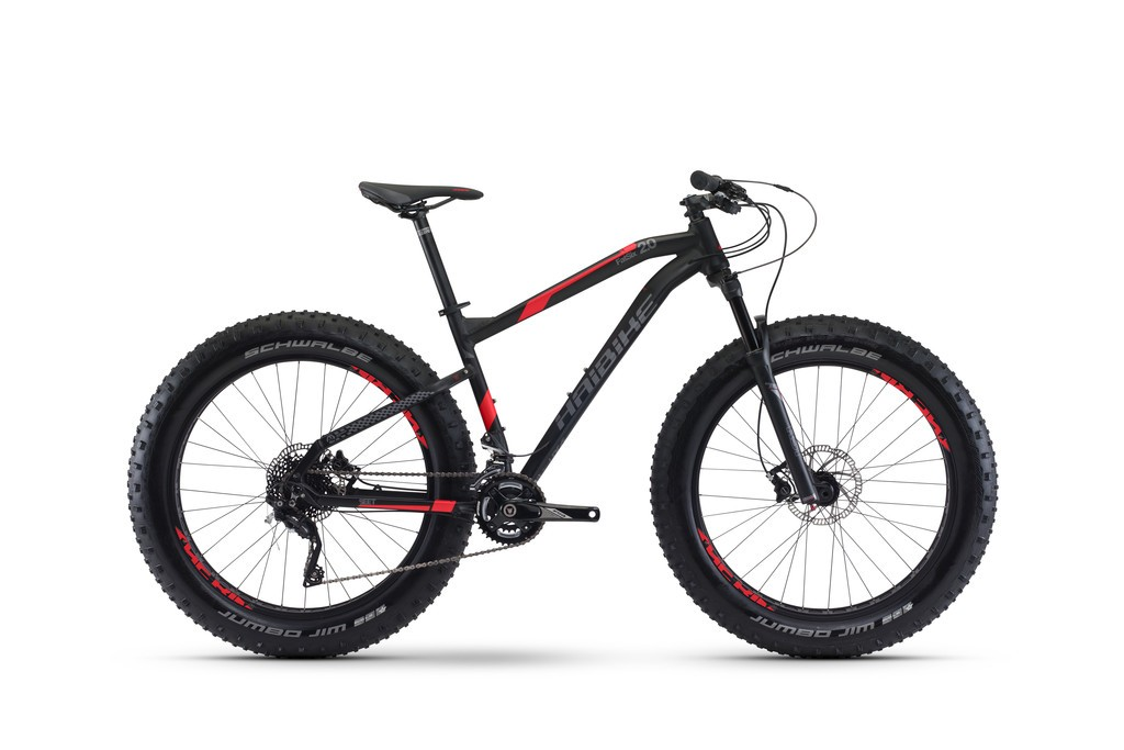 Bicicleta FatBike Haibike