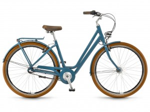 Es trenc en bicicleta