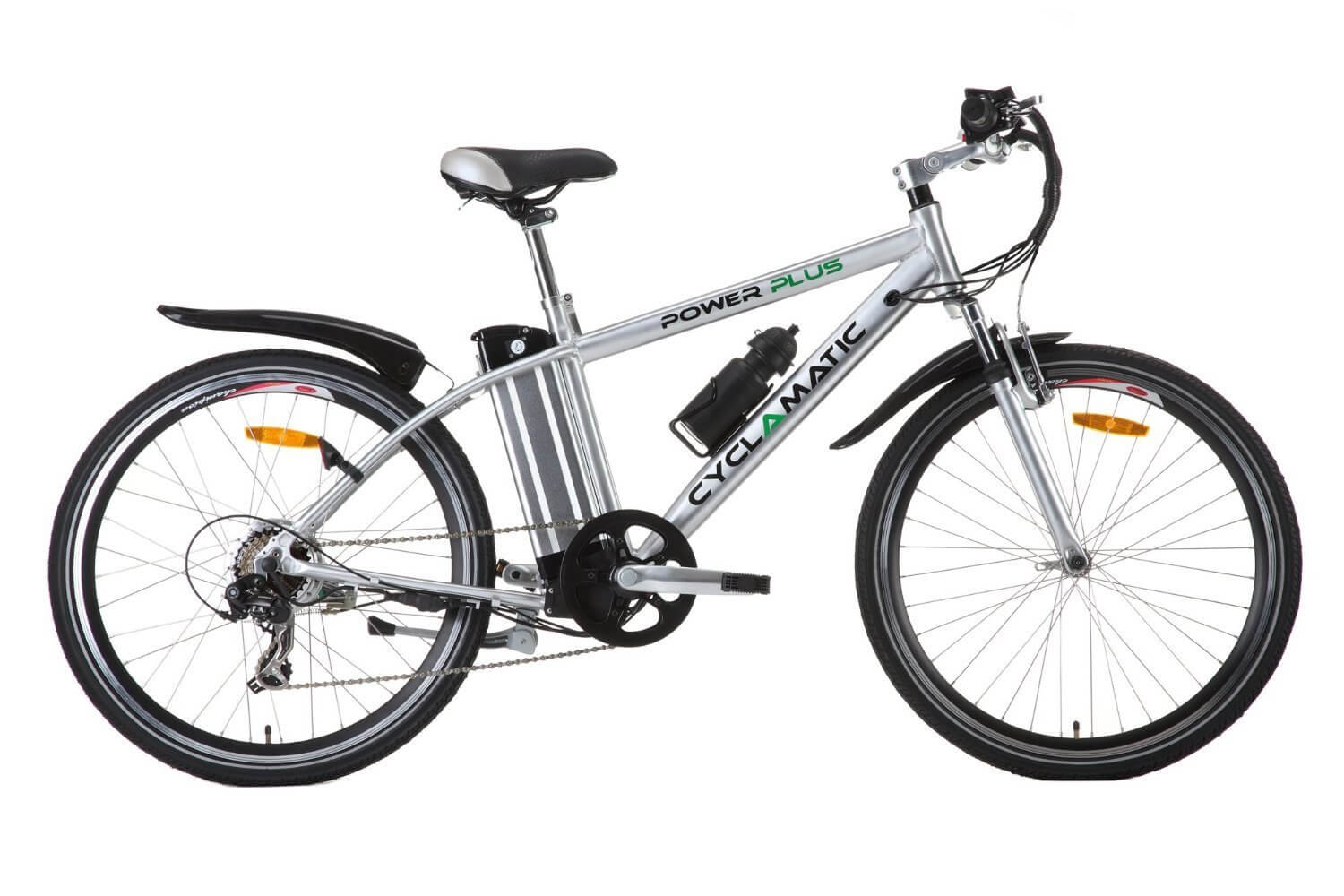 Coyote Energy Electric Bike Review