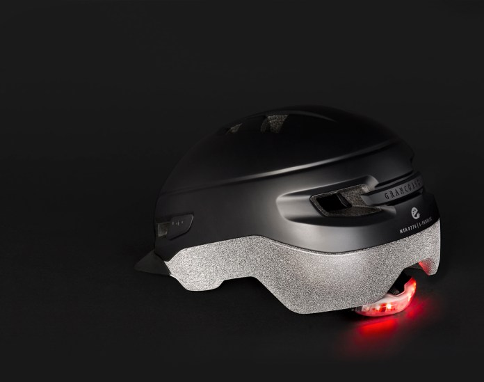 MET Grancorso is their first NTA 8776 certified e-Bike helmet
