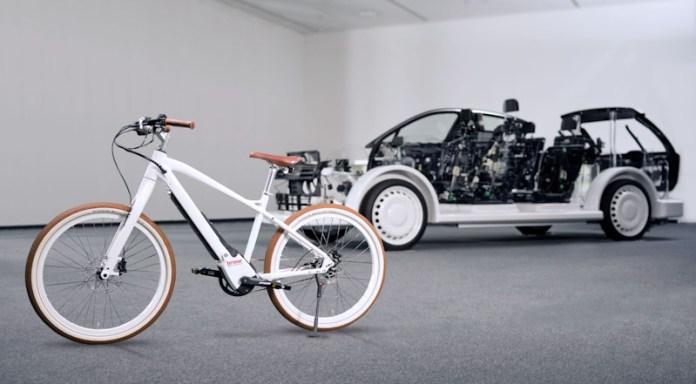 Brose e-bike motors, bike and car