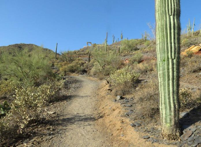 Arizona eMTB access e-bike access on AZ bike trails & multi-use paths