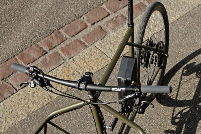 Obst&Gemüse + Elian Cycles Ultimate e-Cargo limited edition custom cargo e-bike