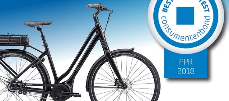 beste e bike test consumentenbond