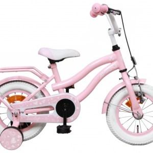 AMIGO Lovely 12 Inch 21 cm Meisjes Terugtraprem Roze