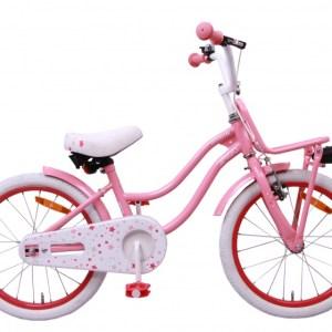 AMIGO Superstar 18 Inch 24 cm Meisjes Terugtraprem Roze