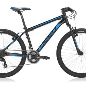 Deed Hoop 26 Inch 45 cm Heren 21V V-Brake Zwart/Blauw