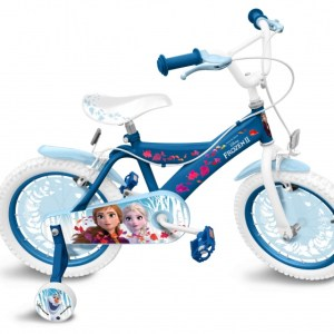 Disney Frozen 2 16 Inch 26 cm Meisjes Knijprem Blauw/Wit