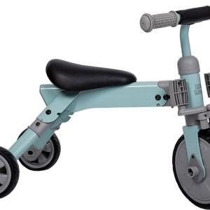 Mamamemo Driewieler/loopfiets opvouwbaar Junior Blauw