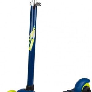 Nijdam Tri-Surfer Maxi step Junior Voetrem Blauw