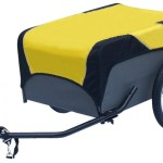 Roland Traveler Fietskar 130L 16 Inch Unisex Zwart